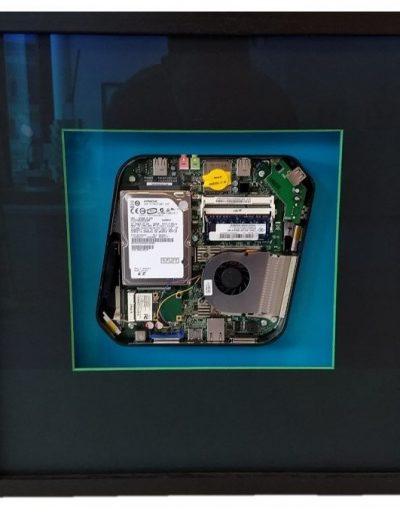 object, computer inlijsten